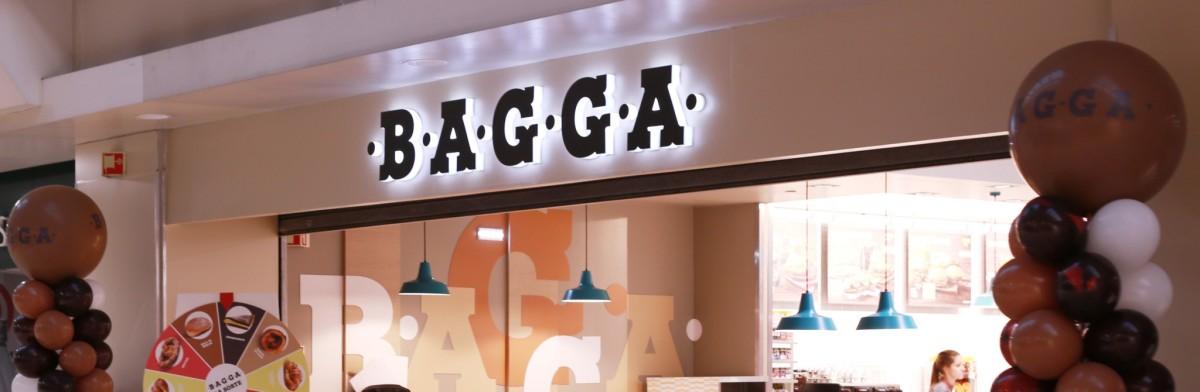 Bagga recruta para novas lojas