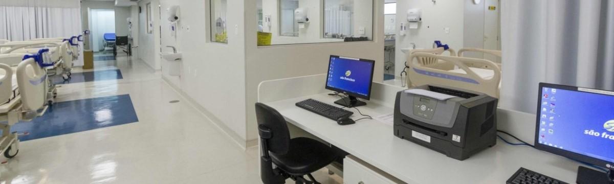 Centro Hospitalar de S. Francisco procura administrativa