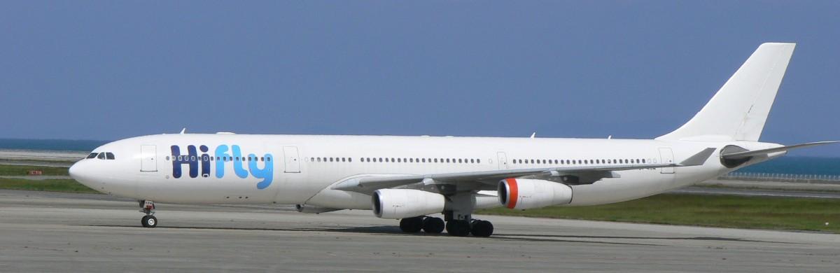 Hi Fly recruta comissários de bordo (candidatos sem experiência)