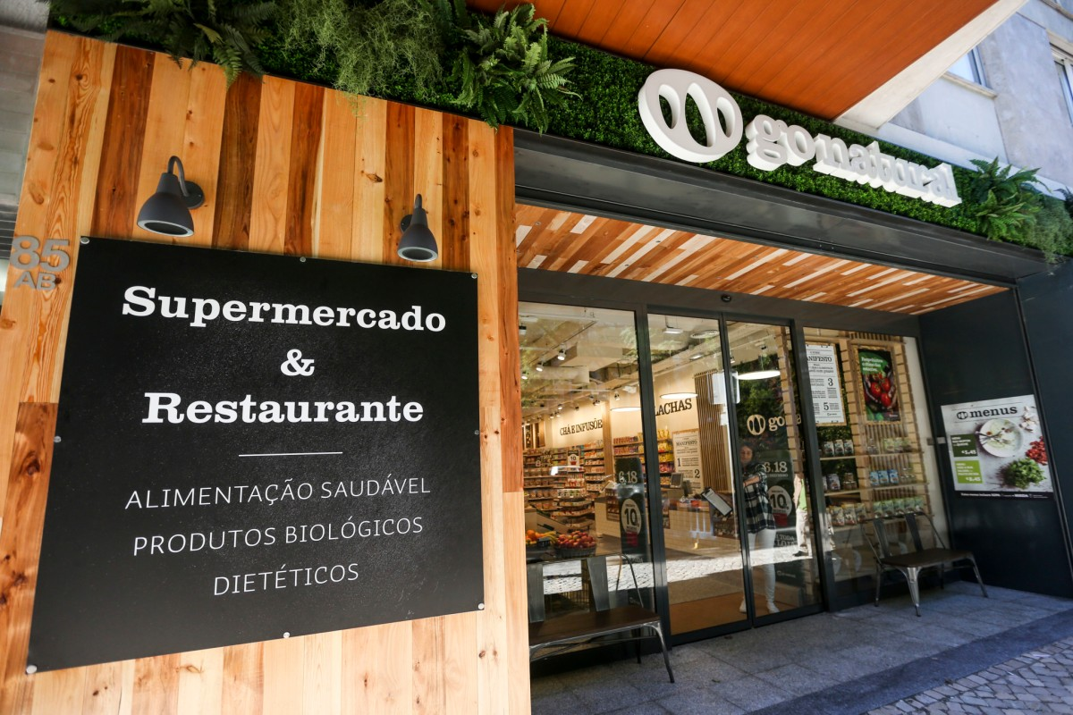 Go Natural chega à Foz do Douro e está a recrutar